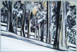Tree Line | 11x15