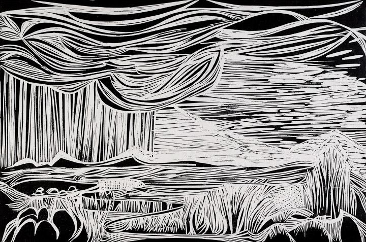 Marshland 20x30, 1952
