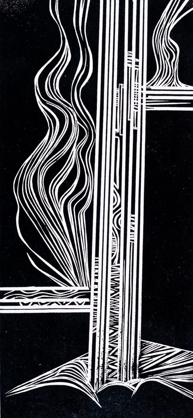 Light is Energy 15x7, 1987