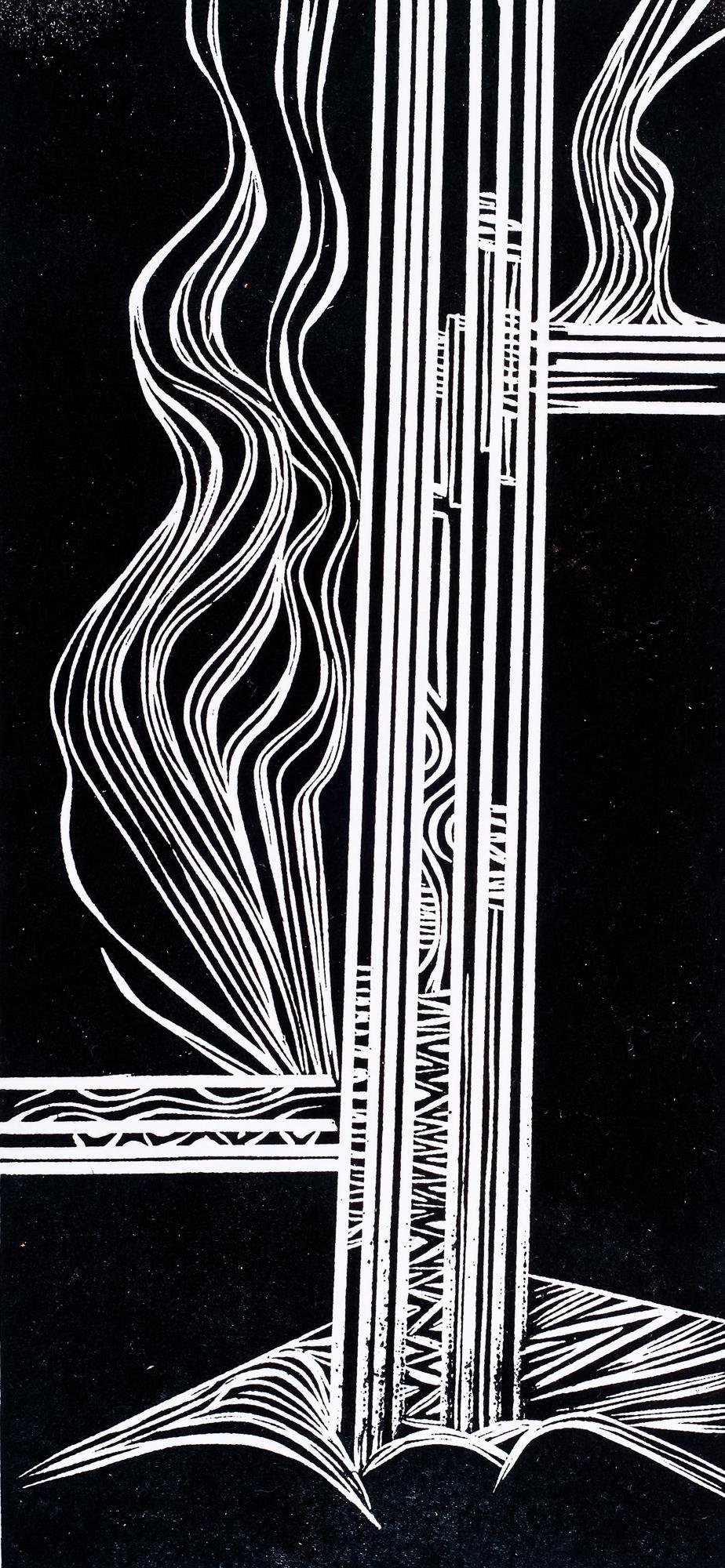 Light is Energy | 15 x 7 | 1987