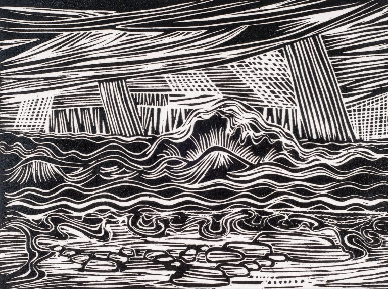 Waves 9x12, 1984